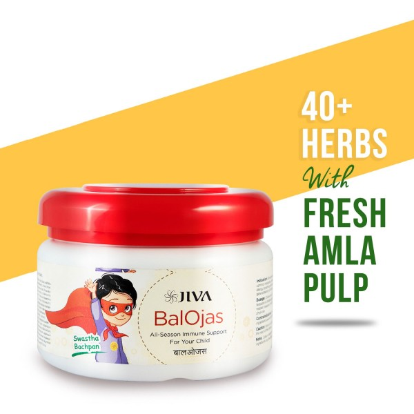 JIVA BALOJAS - 300G. - All-season Immune Support For Your Child.