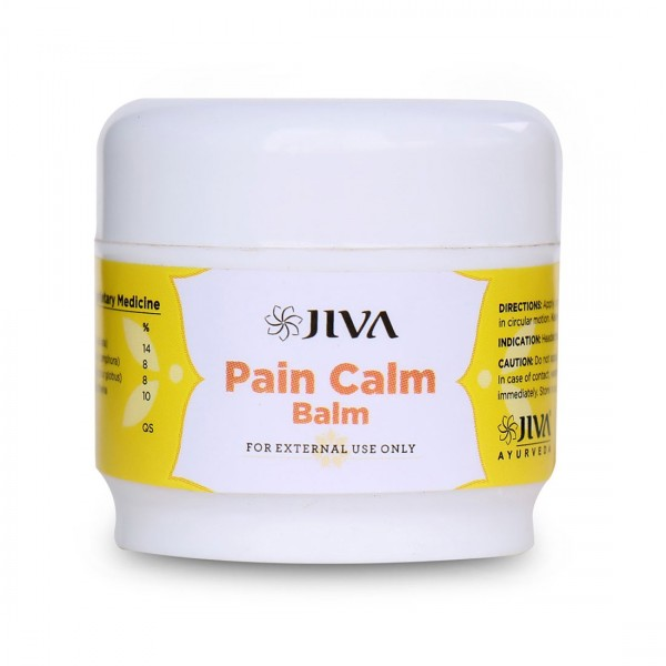JIVA PAIN CALM BALM - (25G.)