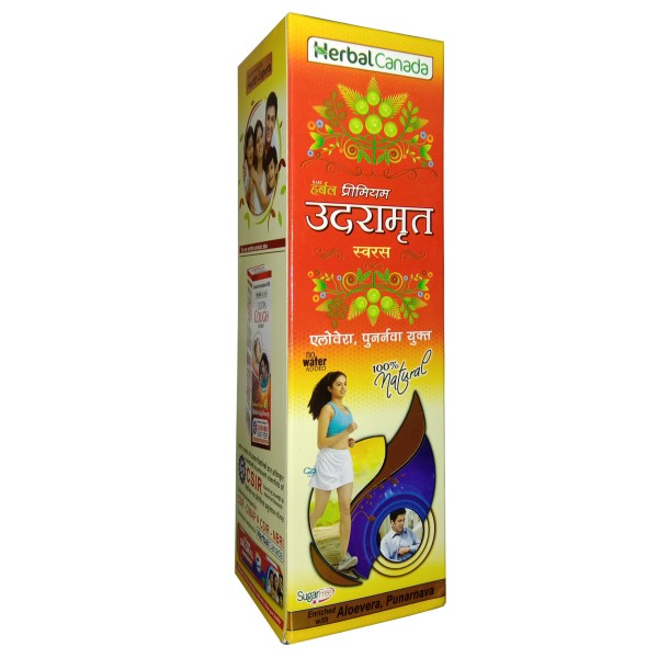 HERBAL CANADA UDRAMRIT SWARAS - 500ML