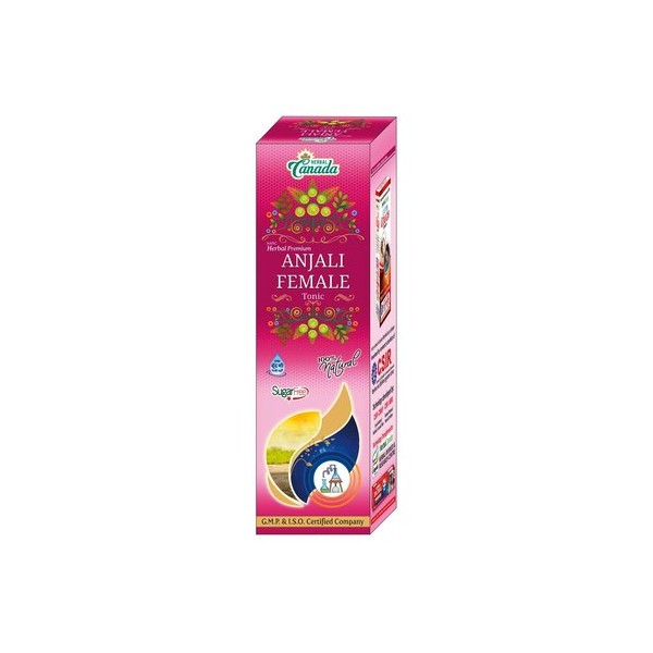 HERBAL CANADA ANJALI FEMALE TONIC - 500