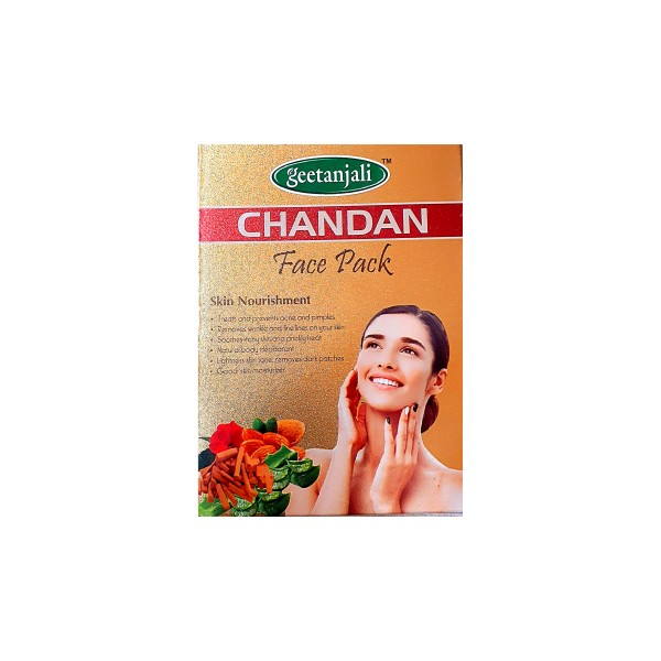 GEETANJALI CHANDAN FACE PACK - 50G.