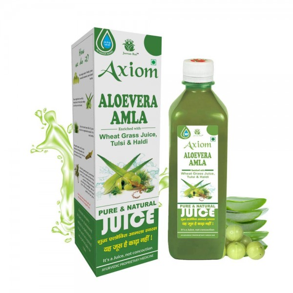AXIOM AMLA ALOEVERA JUICE 1000 ML