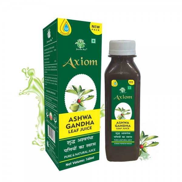 AXIOM ASHWANGANDHA LEAF JUICE 200 ML