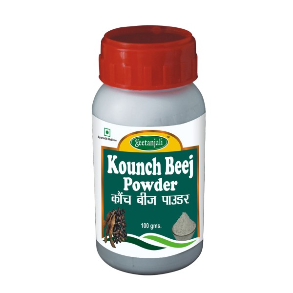 GEETANJALI KOUNCH BEEJ POWDER -100GM.