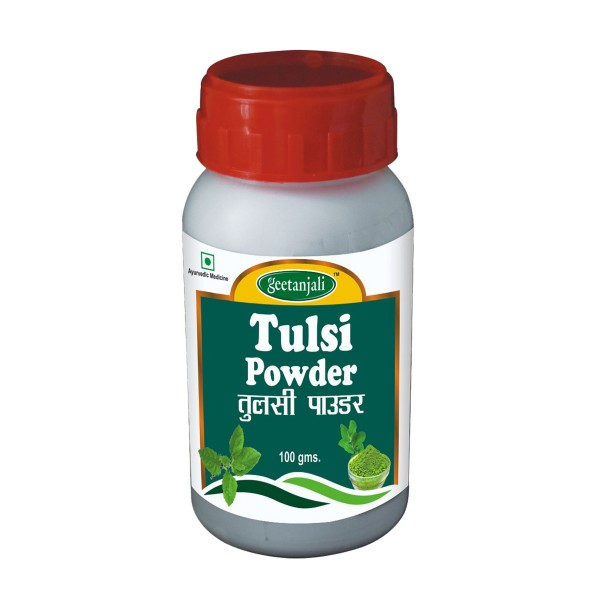 GEETANJALI TULSI POWDER - 100GM.