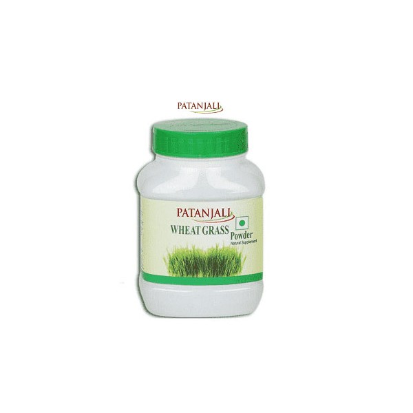 PATANJALI WHEAT GRASS POWDER - 100GM.