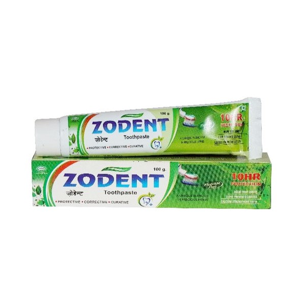 ZOIC ZODENT TOOTHPASE - 100G.